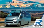 Producer of small buses ROŠERO will present a latest offer from the products scale