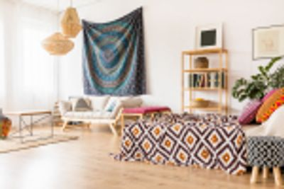 The Autumn FOR INTERIOR Trade Fair in Boho Style