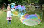 Bubble blower Megabubbles!