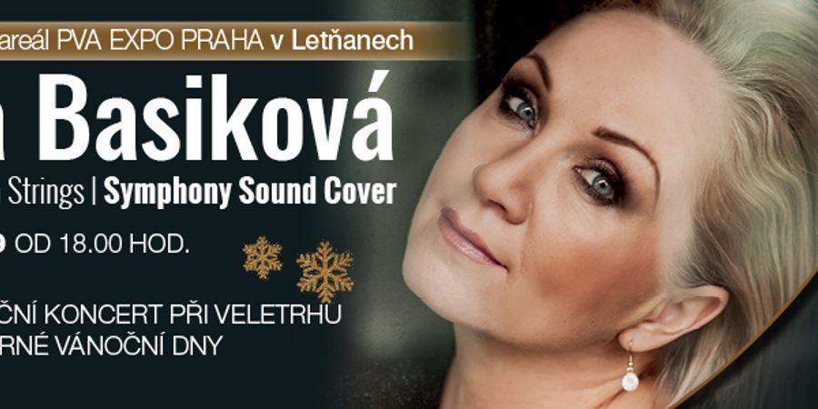 Bára Basiková vánoční koncert
