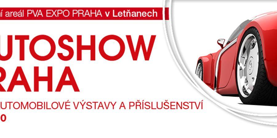 AUTOSHOW PRAHA 2020