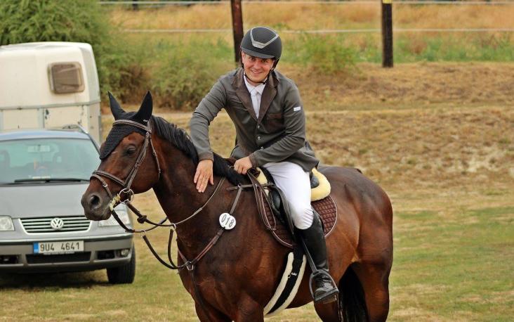 Co dělá moderátor FOR HORSE SHOW v civilním životě?