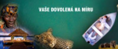 Vyhrajte slevové kupóny od cestovní kanceláře GRAND AFRIKA